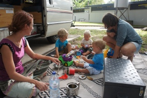 Travelers Play group