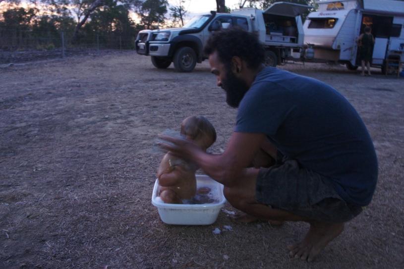 outback bath