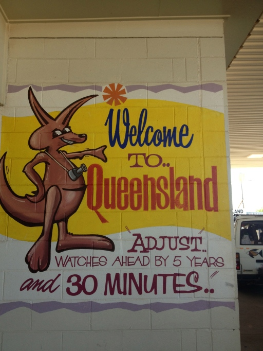 and I thought Qld was bad.. welcome to NT