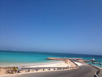 Coral Bay Boat ramp