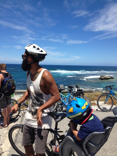 Rottnest Island bike trip